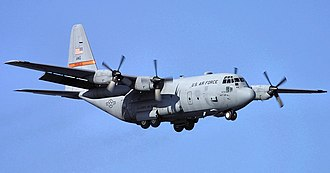 169th Airlift Squadron - 169th Airlift Squadron Lockheed C-130H3 Hercules 94-6701