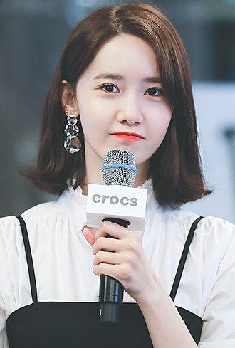 Im Yoon-ah - Yoona in April 2018