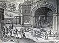 184 Life of Christ Phillip Medhurst Collection 4370 Herod's supper Mark 6.21 Borcht.jpg