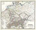 1865 Spruner Map of Germany in Antiquity - Geographicus - Germania-spruner-1865.jpg