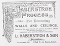 1898 Haberstroh ParkSt Boston ad NewtonMA BlueBook.png