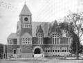 1899 Amherst public library Massachusetts.png