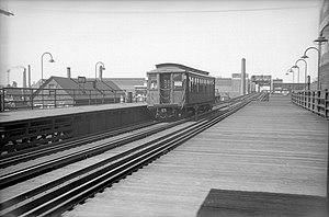 18th station - 18th station in 1951