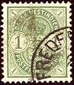 1900 1c Dänisch-Westindien Frederiksted Mi21.jpg