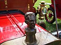 1909 Ford Model T Touring - Henry Ford radiator cap - Timothy Kelly - Old Car Festival 2013 (9697321951).jpg