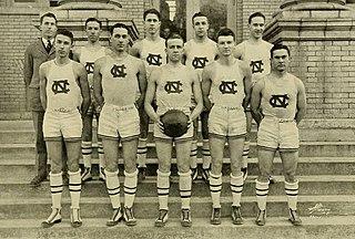 1923–24 North Carolina Tar Heels mens basketball team American college basketball season