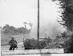 1944 08 28 Infantry collumn attack Brest.jpg
