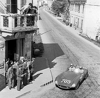 Ferrari 376 S Motor vehicle