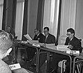 1958 visite d'une délégation INRA au Haras du Pin Cliché Jean Joseph Weber-33.jpg