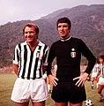 1972–73 Juventus FC - José Altafini and Dino Zoff.jpg