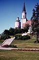 1973 Hanko kerk en watertoren.jpg
