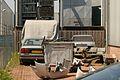 1988 Opel Senator B 2.5NE Automatic & Alfa Romeo 90 2.0 (8867847569).jpg