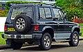 1989 Mitsubishi Pajero hardtop (2010-12-10) 02.jpg