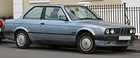 1990 BMW 316i Automatic 1.6 Front.jpg