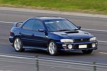 1999 2000 Subaru Impreza Wrx Sedan Gc8g