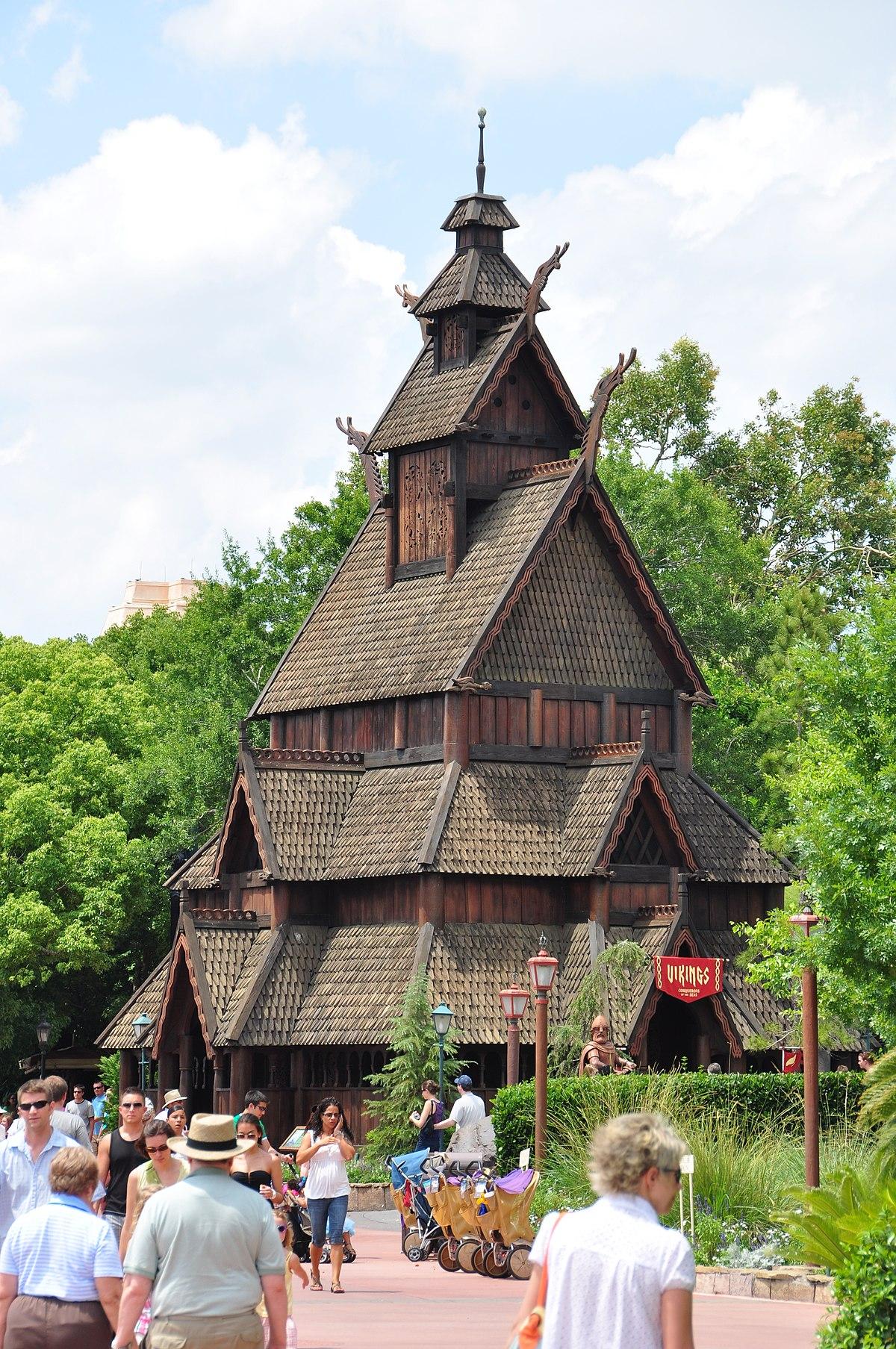 3b40fc98 Norway Pavilion at Epcot - Wikipedia