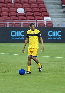 Brazilian footballer