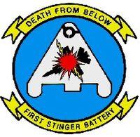 1st Stinger Battery