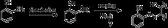 2-Aminophenol - Image: 2 aminophenol diaz coup