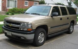GMT800 Chevrolet Suburban