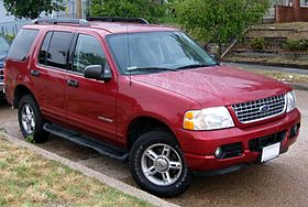 Ford Explorer Wikipedia - 2002 explorer