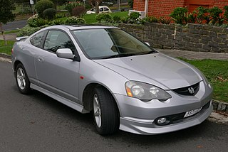 Honda Integra (fourth generation) Motor vehicle