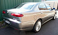 2004-2006 Alfa Romeo 166 (MY2004) sedan 02.jpg