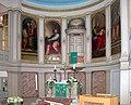 20040703350DR Neuhardenberg Schinkelkirche Kanzelaltar.jpg