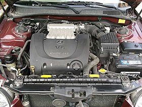 Hyundai Delta Engine Wikipedia