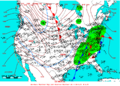 2006-01-23 Surface Weather Map NOAA.png