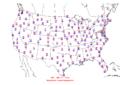 2006-05-05 Max-min Temperature Map NOAA.png