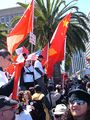 2008 Olympic Torch Relay in SF - Justin Herman Plaza 24.JPG