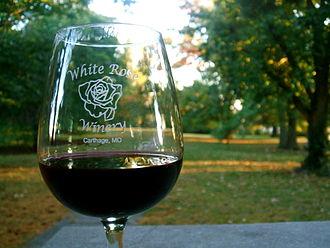 Marechal Foch - A Marechal Foch wine from Missouri.