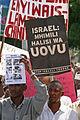 2009 Anti Israel Protest Tanzania2.JPG