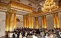 2010-03-20 Dagilėlis koncertuoja Ermitaže, Herbinėje salėje. Sankt. Peterburgas, Rusija.jpg
