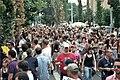 2010-07-02 Gay Pride Roma - Folla lungo viale Aventino.jpg