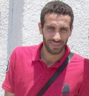 Mohamed Aboutrika Egyptian footballer
