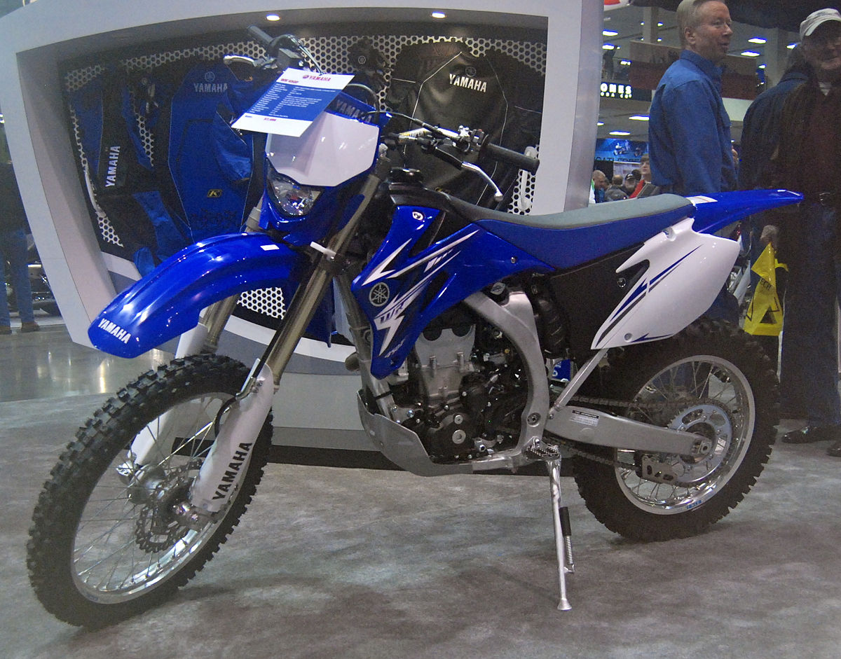 yamaha wr450f wikipedia. Black Bedroom Furniture Sets. Home Design Ideas