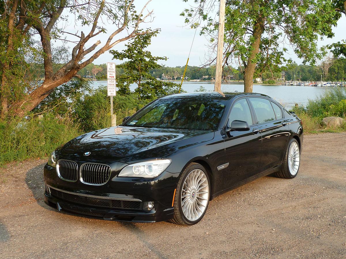 BMW Alpina B6 >> Alpina B7 (F01) - Wikipedia