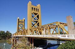 2011-09-05 Sacramento 048 Tower Bridge (6134869302)