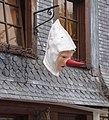 2011-09-06 The typical carnival costume in Stavelot is the town symbol.jpg