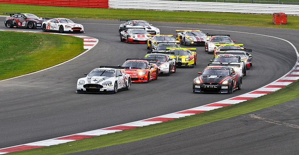 2011 FIA GT1 Silverstone 2