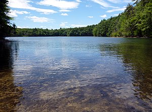 Department of Conservation and Recreation - Walden Pond State Reservation in Concord