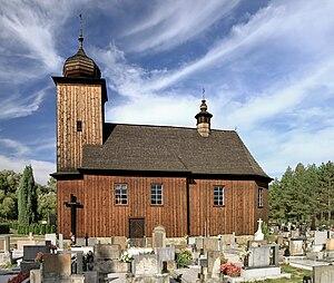 Albrechtice (Karviná District) - Saint Peter and Saint Paul Church