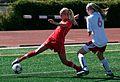 2012 SFU Womens Soccer (7918530510).jpg