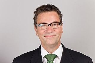 Peter Hauk German politician