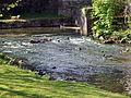 20130504 Maastricht Stadspark 15 Rapids in the Jeker.JPG