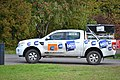 2013 10 05 14-49Rallye France, ES13, voiture France Bleue Alsace.JPG