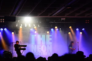 The Neon Judgement - Image: 2014 07 26 The Neon Judgement (Amphi festival 2014) 009