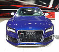2014 Audi RS 7 Front View - Washington Auto Show.jpg